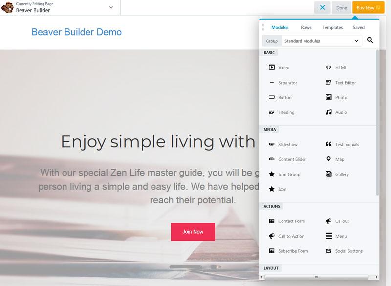 Beaver Builder - Page Builder