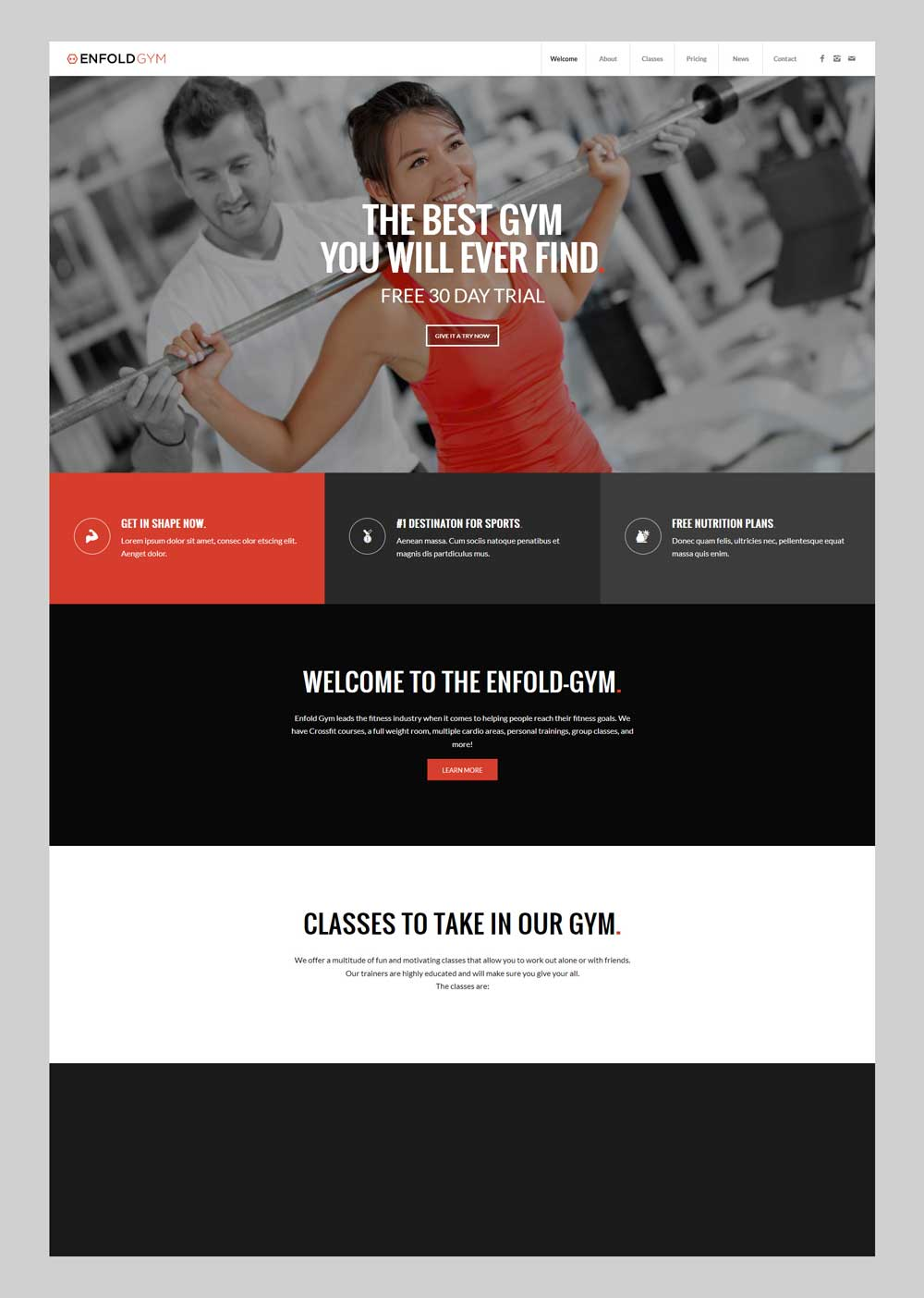 Enfold - Premium WordPress theme