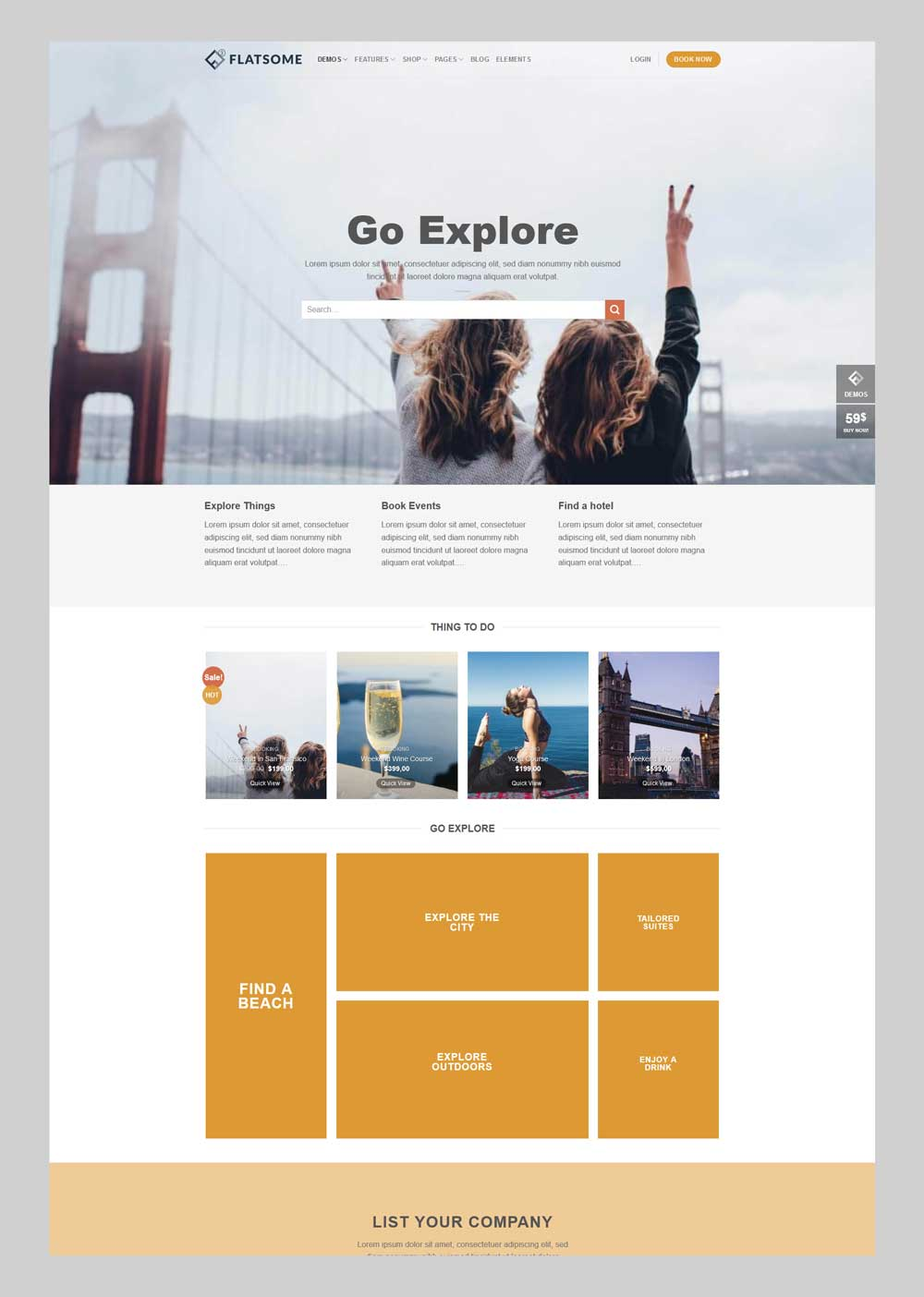 Flatsome - Premium WordPress theme
